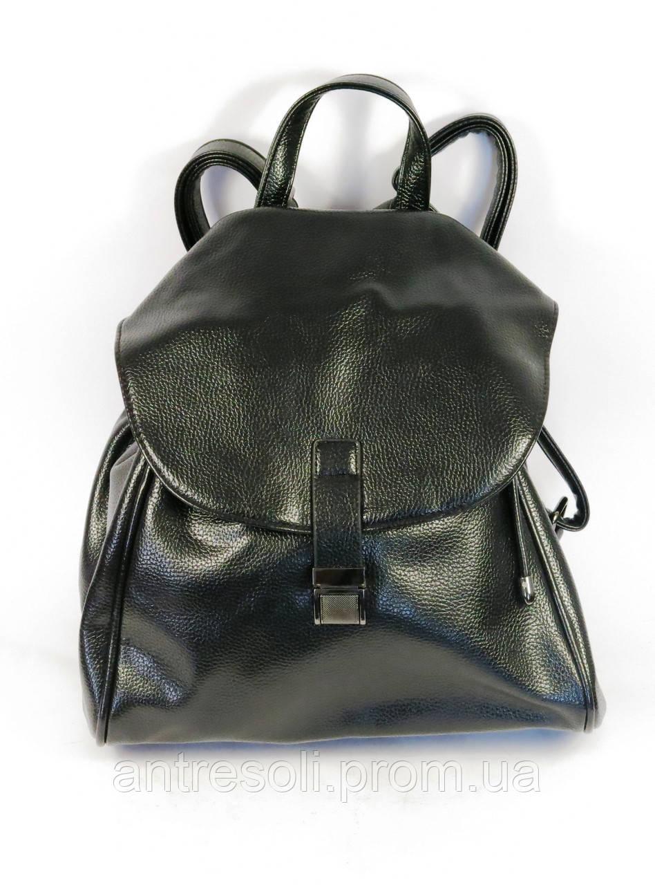 Женский рюкзак черный Philipp Plain