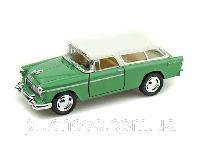 Металлическая модель kinsmart Chevy Nomad