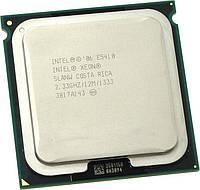 Процессор 4X Intel XEON E5410 4x2.33GHz + адаптер LGA775