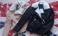 Женская утепленная куртка косуха Newlook в наличии  ХS S М