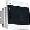 Встроенный бокс, 12 модулей, IP40, прозрачная дверца ABB