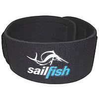 Sailfish Chipband - неопреновая лента для надежной фиксации хронометра на лодыжке