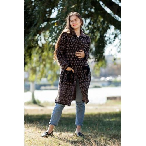 красивое вязаное пальто продажа цена в хмельницком свитеры и