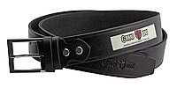 """Ремень брючный """"GW""""-35mm тиснение (Grand Way)"""
