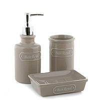 Набор керамический для ванной 001BR/WARM GREY