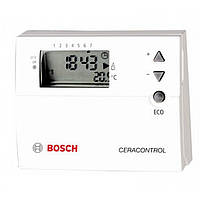 Терморегулятор комнатный TRZ 12-2 для котлов Bosch Gaz 3000, 4000, 6000, 7000 W