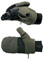Перчатки-варежки Norfin Magnet отстёгивающиеся с магнитным фиксатором 303108