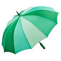 Зонт трость Fare 4584 комбинированный зеленый