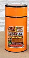 Термос для еды с контейнерами 1600 мл пищевой термос