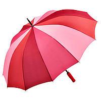 Зонт трость Fare 4584 комбинированный красный
