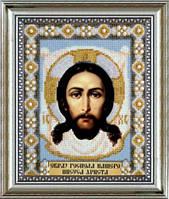 Набор для вышивки бисером Б-1003 Образ Господа Нашего Иисуса Христа