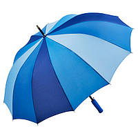 Зонт трость Fare 4584 комбинированный синий