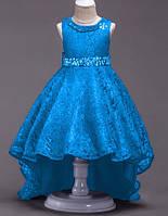 Платье вечернее, бальное детское, фото 1