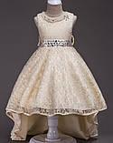 Платье вечернее, бальное детское, фото 3