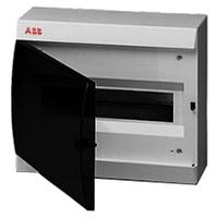 Наружный бокс, 12 модулей, IP40, прозрачная дверца ABB
