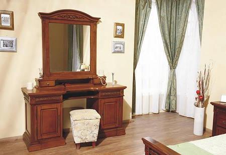Туалетный стол без зеркала Venetia