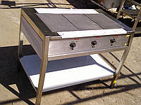 Плита электрическая ПЭ-3, плита электрическая без духового шкафа