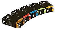 Перчатки Nitrylex PF BLACK, черные нитриловые смотровые нестерильные, неопудренные