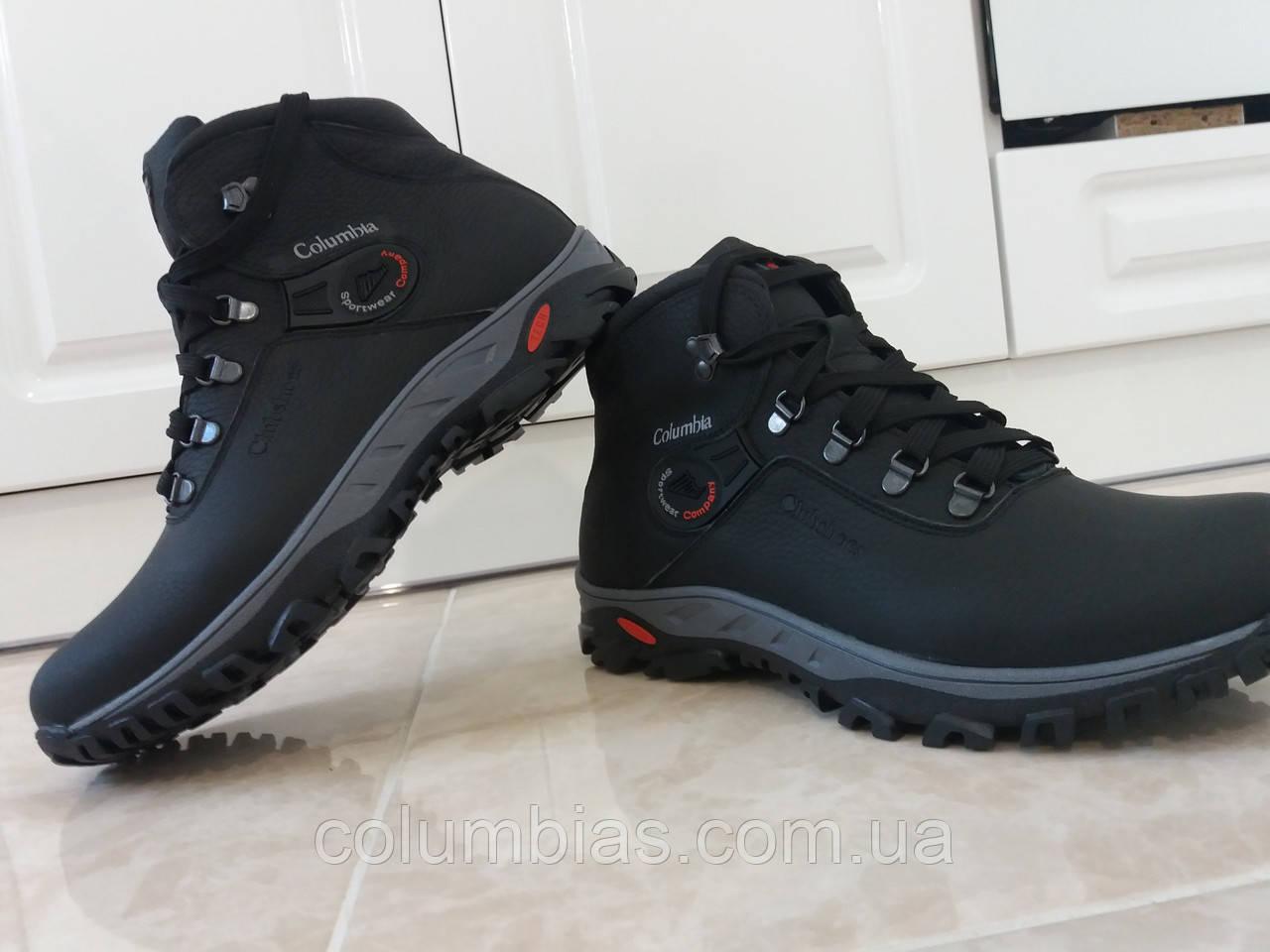 Мужская обувь зимние ботинки Columbia