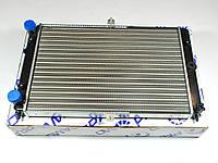 Радиатор ВАЗ 2108,2109, 21099, 2113, 2114, 2115, алюм., основной, инд. уп.
