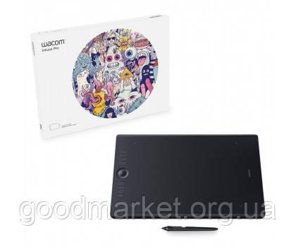 Графічний планшет Wacom Intuos Pro L 2 (PTH-860-N) аванс