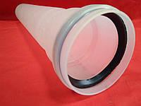 Удлинитель 0,5м (500мм) D=80мм конденсационный дымоход