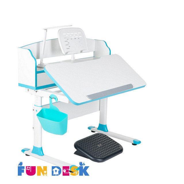 Детские парты, школьные столы Fun Desk