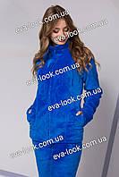 Теплая женская пижама.Размеры M - XL.