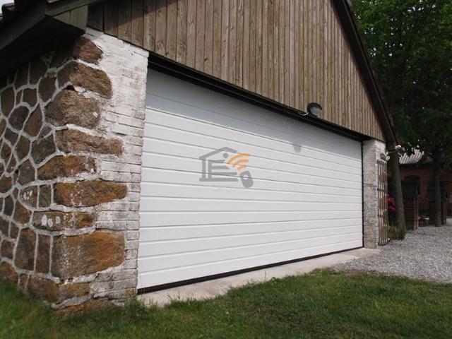 ворота гаражные цена