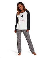 Пижама женская хлопковая 145 Lullaby от Cornette (Польша) Европейское качество!