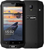 AGM A1Q Black IP68