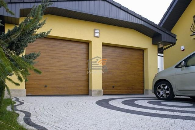 ворота гаражные alutech