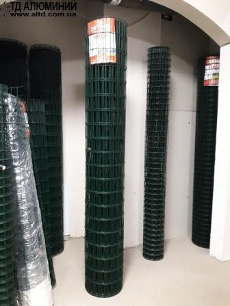 Сетка для ограждения - ячейка 50х100 - рулон 2х25