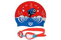 Очки детские для плавания Arena AWT MULTI  Set