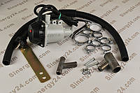 Предпусковой подогреватель двигателя Старт-М 1,5 квт (Fiat Doblo)+монтажный комплект