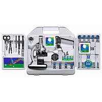 Микроскоп Bresser Junior 300-1200x с кейсом