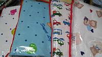 Байковое постельное белье для новорожденных