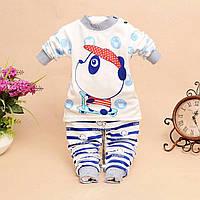 Детская пижама для мальчика 86-98