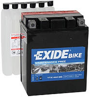 Аккумулятор для мототехники EXIDE ETX14AH-BS = YTX14AH-BS