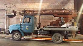 Ремонт автовышек  «Мелитопольского завода «Гидромаш»