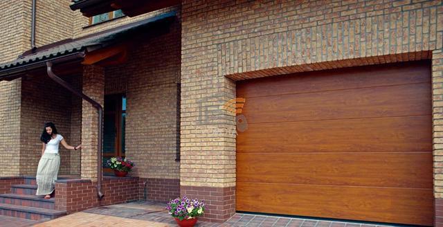 стандартные размеры гаражных ворот