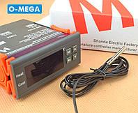 Терморегулятор для инкубатора цифровой высокоточный H1M с порогом включения в 0.1 градус, фото 1