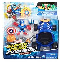 "Герои MARVEL SUPER HERO ""Captain America"" (B6686-B6433)"