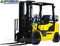Автопогрузчик Hyundai 15L-7M газовый