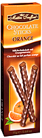 Молочный шоколад Chocolate Sticks Orange Maitre Truffout , 75 г
