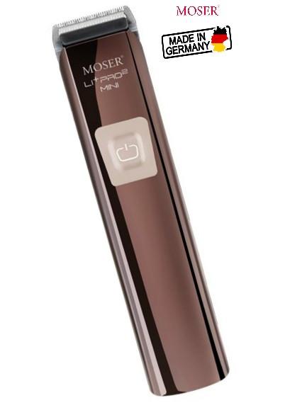 Триммер для окантовки и стрижки бороды Moser 1588 0050 li pro2 mini