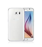 Силикон ультратонкий (0,33мм) Samsung S7 (G930) (Clear)