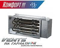 Вентс НК 500х250-18,0-3. Канальный нагреватель