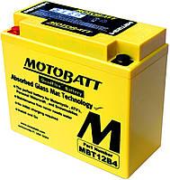 Аккумулятор для мотоцикла Motobatt MB MBT12B4