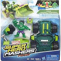 """Герои MARVEL SUPER HERO """"Hulk"""" (B6685-B6433), фото 1"""